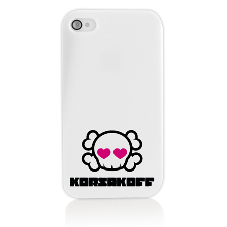 Korsakoff I-phone 4 case