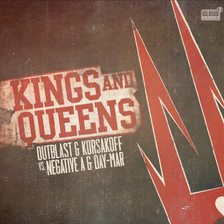 CD MIX - Kings & Queens