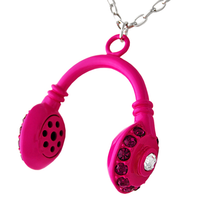 Necklace Korsakoff headphone