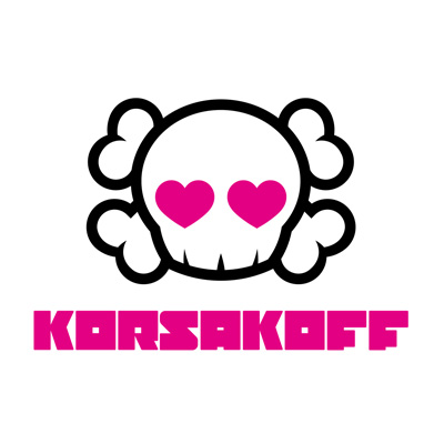 Korsakoff Sticker