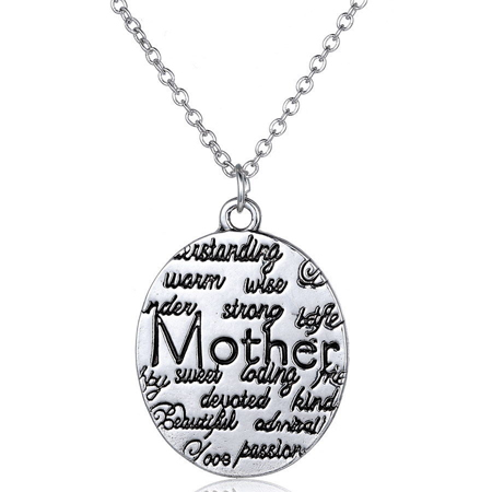 Necklace mother